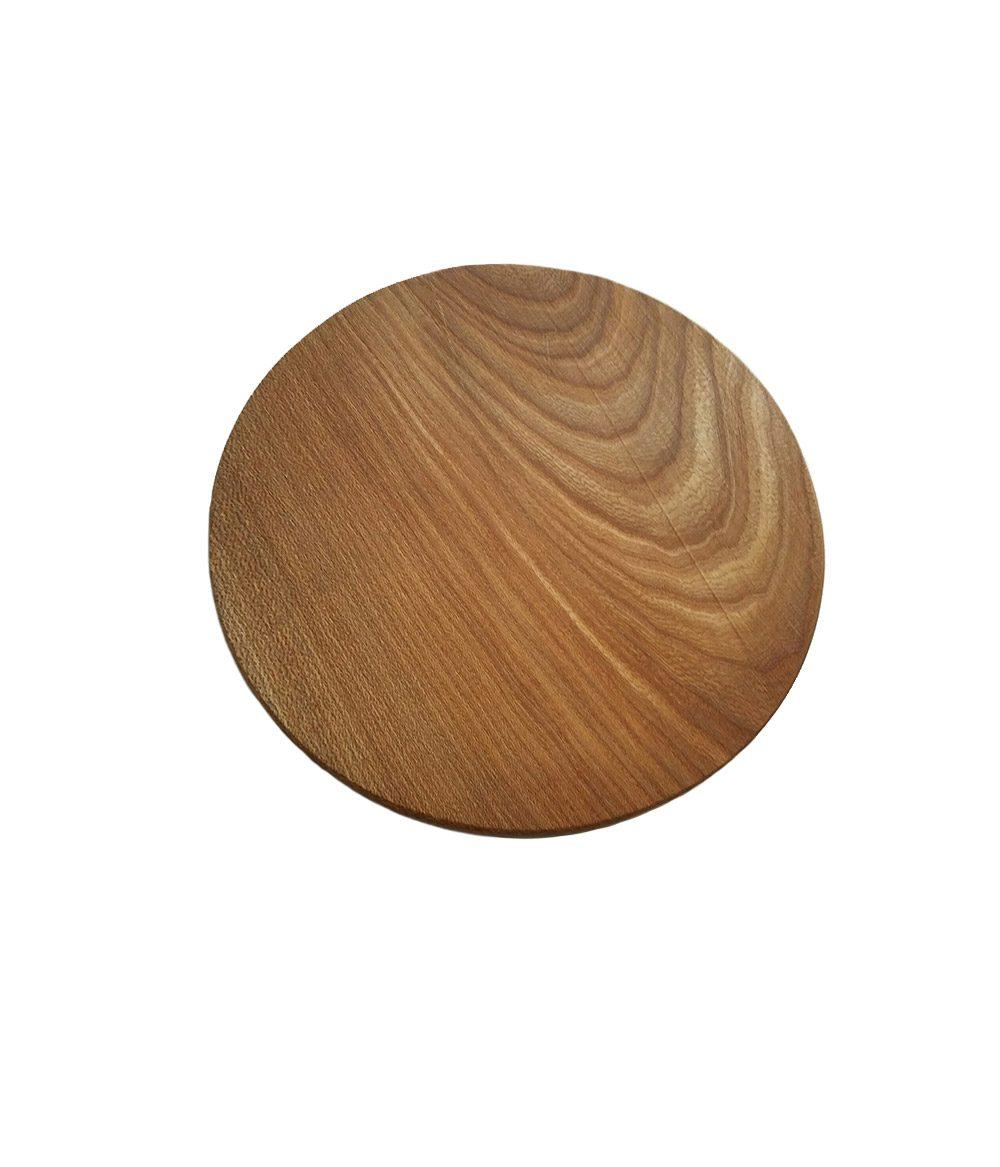 Tagliere-legno-rotondo
