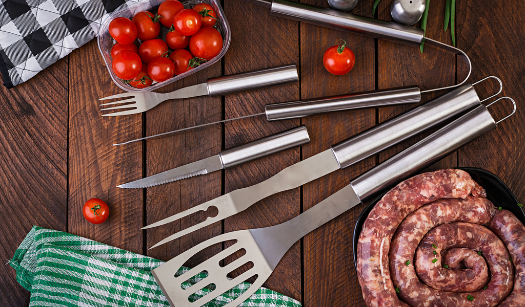 Gli accessori per un barbecue a regola d'arte